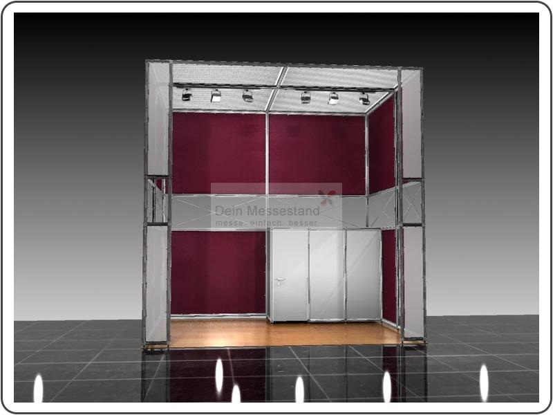 Messebau Control Ausstellungsstand