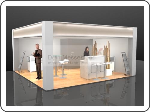 Messebau Drupa Ausstellungsstand