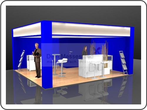 Messebau Euroshop Ausstellungsstand