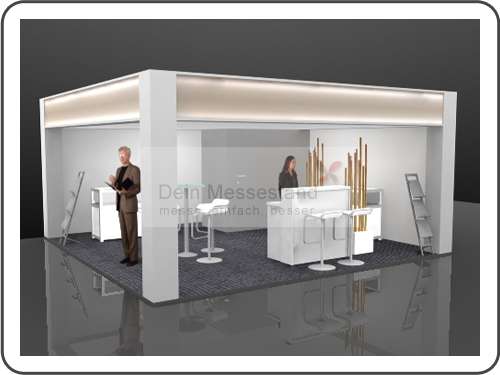 Messebau IFAT Ausstellungsstand