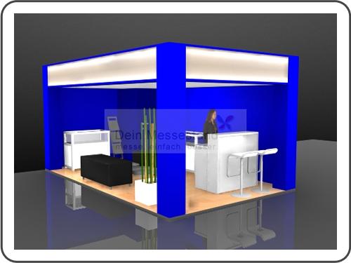 Messebau IFH Intherm Ausstellungsstand