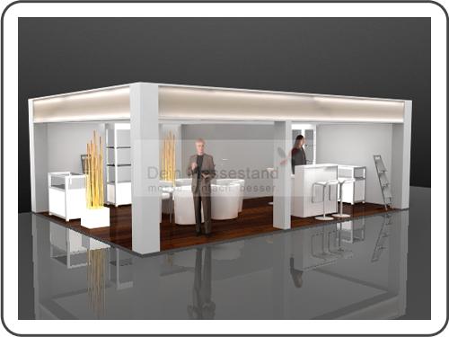 Messebau IMEX Ausstellungsstand