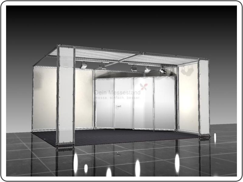 Messebau ITB Ausstellungsstand