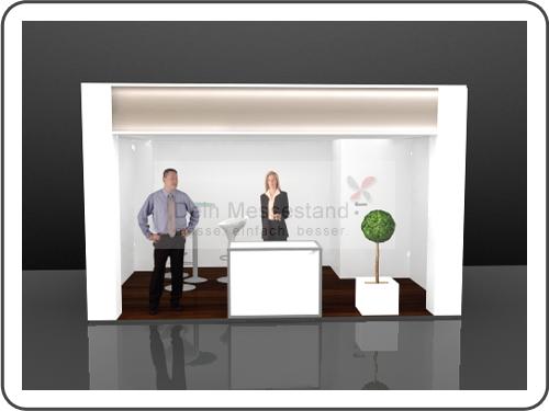 Messebau Light+Building Ausstellungsstand