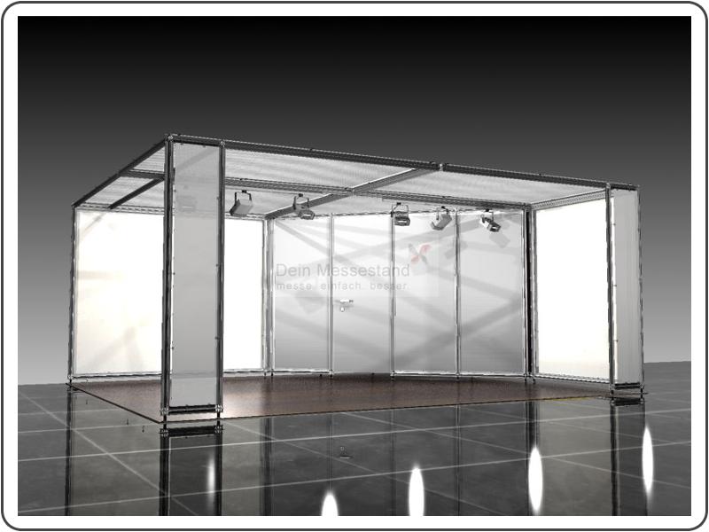 Messebau Ligna Ausstellungsstand