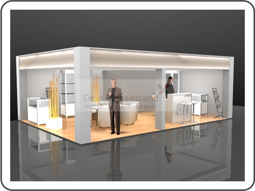 Messebau Paperworld Ausstellungsstand
