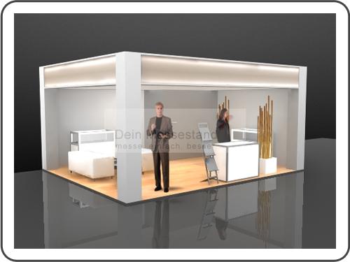 Messebau SPS IPC Drives Ausstellungsstand