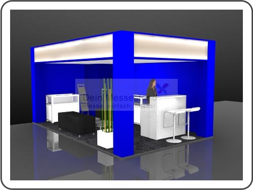 Messebau Z Zuliefermesse Ausstellungsstand