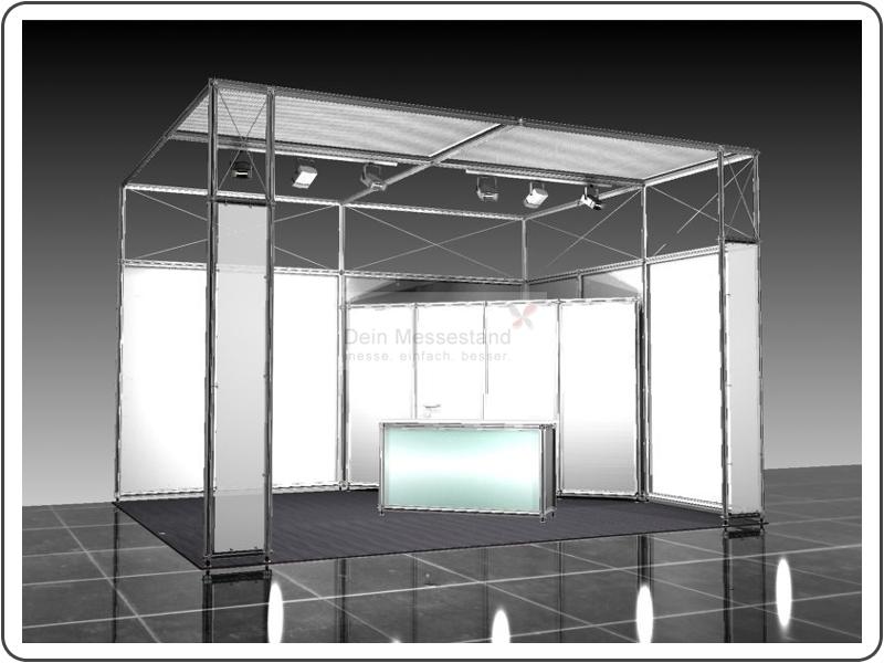 Messebau Gamescom Ausstellungsstand