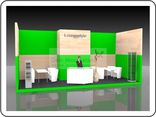 Messebau Expo Real Individualstand