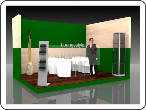 Messebau Internorga Individualstand