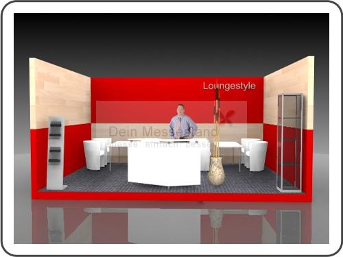 Messebau Light+Building Individualstand