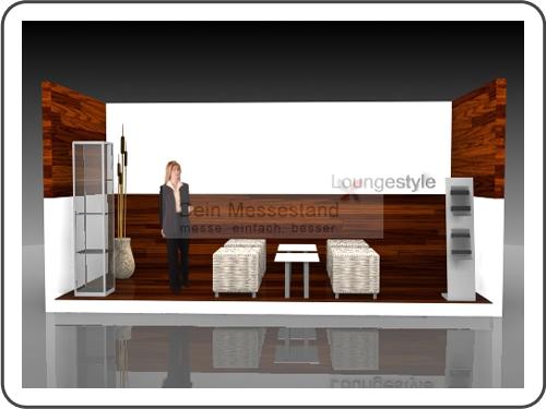 Messebau Paperworld Individualstand