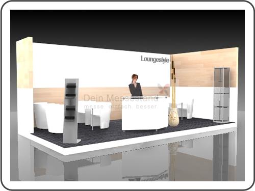 Messebau Prolight+Sound Individualstand