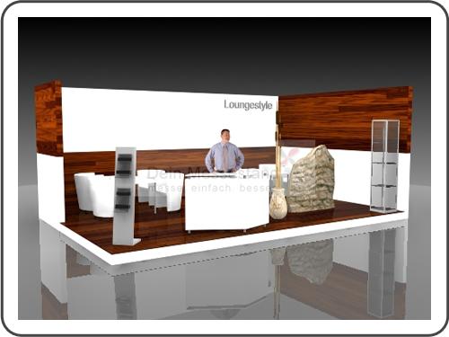Messebau Showtech Individualstand