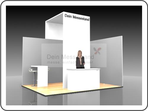 Messebau Hannover Messe
