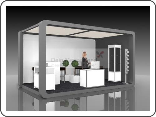 Messebau Ambiente mit Design