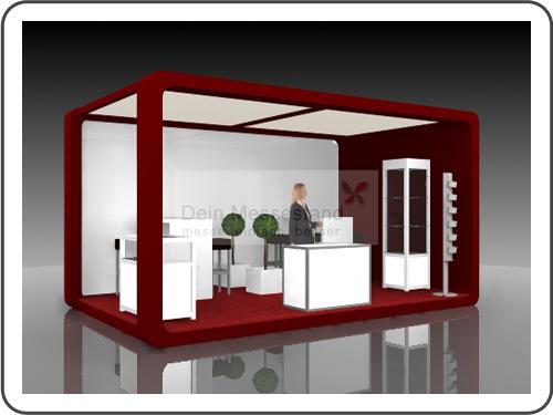 Messebau Anuga Foodtec mit Design