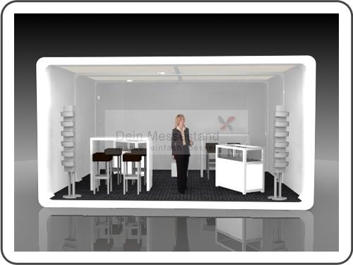 Messebau Biofach mit Design