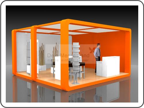 Messebau Cadeaux mit Design