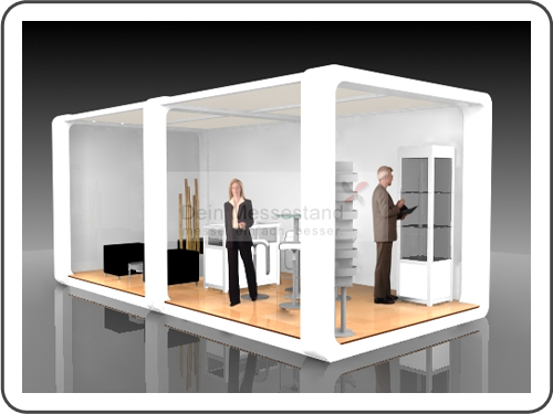messestand f r die didacta k ln messest nde didacta. Black Bedroom Furniture Sets. Home Design Ideas