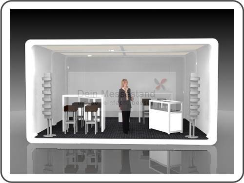 Messebau Eisenwarenmesse mit Design