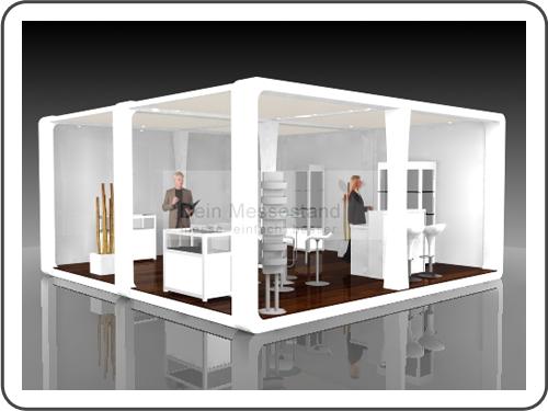 Messebau Euromold mit Design