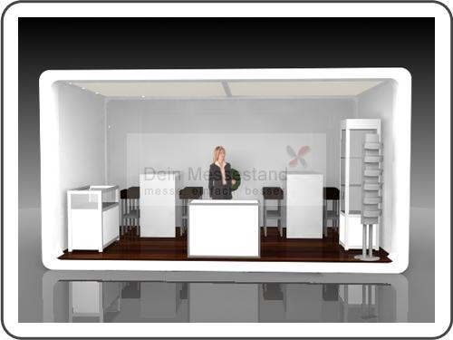 Messebau Euroshop mit Design