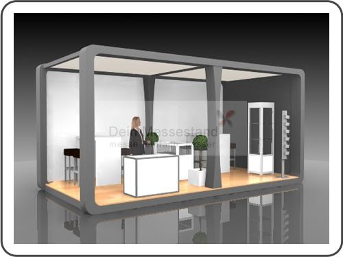 Messebau Fruit Logistica mit Design