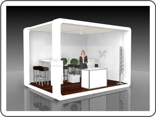 Messebau Heimtextil mit Design