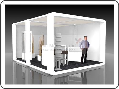 Messebau IFAT mit Design