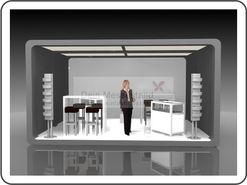 Messebau IFH Intherm mit Design