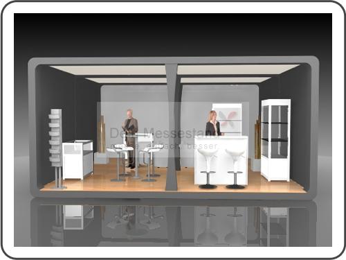 Messebau ILA mit Design