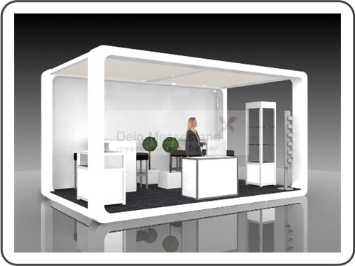 Messebau Interbad mit Design