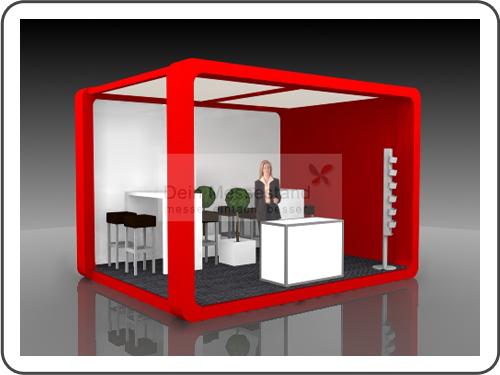 Messebau Internorga mit Design