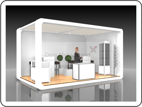 Messebau Light+Building mit Design