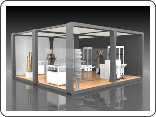 Messebau Metav mit Design