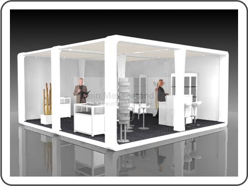 Messebau Paperworld mit Design