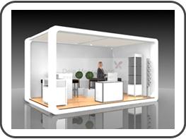 messebau pro sweets messestand f r die pro sweets k ln. Black Bedroom Furniture Sets. Home Design Ideas