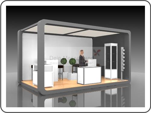Messebau Prolight+Sound mit Design