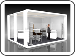 messebau rehacare messestand f r die rehacare d sseldorf. Black Bedroom Furniture Sets. Home Design Ideas