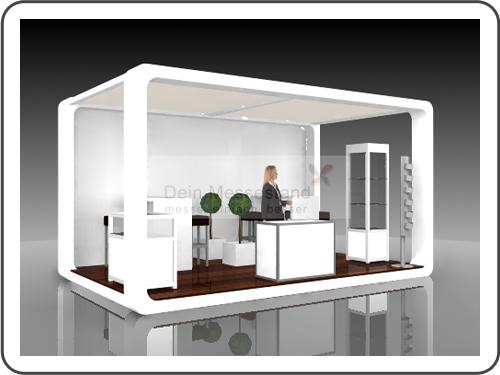 Messebau Showtech mit Design