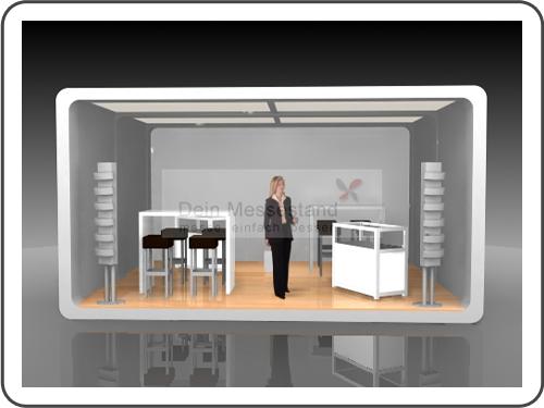 Messebau Therapie mit Design