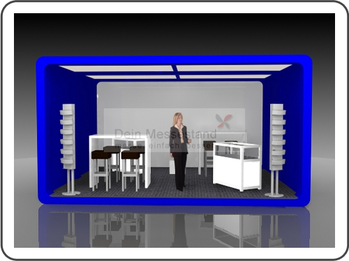 Messebau Z Zuliefermesse mit Design