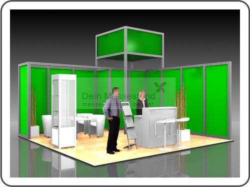 Messebau Z Zuliefermesse mit System