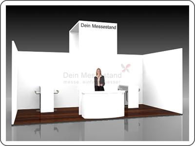 Messebauer für individuellen Standbau in Hamburg