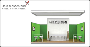 Messebau Individualstand