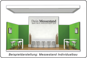 Messebau Freiburg individueller Messestand