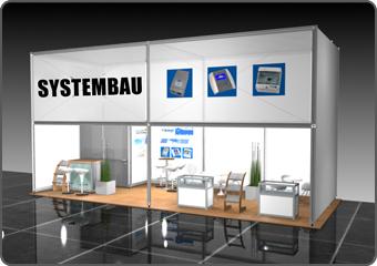 Messebau System