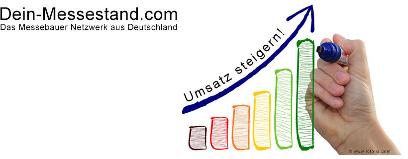 Messebauer Anmeldung Dein-Messestand.com